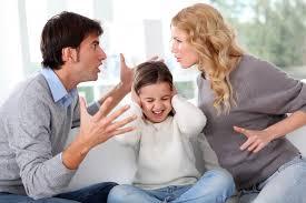 Οι επιπτώσεις των γονικών συγκρούσεων στα παιδιά