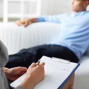 Психотерапията и депресията