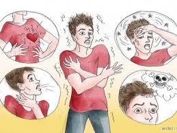 Συμπτώματα κρίσης πανικού